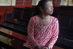Người phụ nữ viện lý do đi lừa đảo do bị giang hồ đe dọa