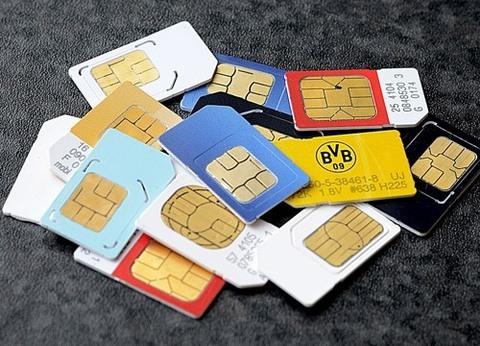 junk sim cards,MIC,spam