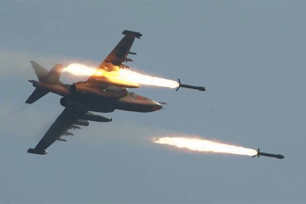 Ngoạn mục cảnh phi công Nga thử mẫu 'tăng bay' Su-25 tối tân nhất