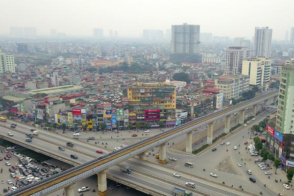 Vinaconex đề xuất xây 6 chung cư 35- 50 tầng trên đất vàng tập thể cũ