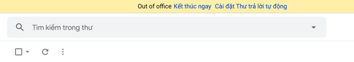 Cách bật tính năng trả lời email tự động trên Gmail khi đi nghỉ hè