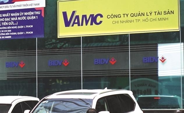 bad debt,credit institutions,VAMC,vietnam economy