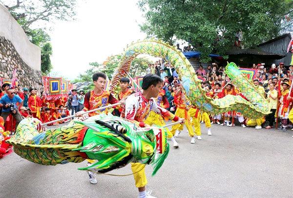 Ba Chua Xu Festival applies forUNESCOintangible cultural heritage status