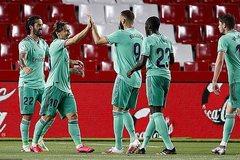 Lịch thi đấu vòng 36 La Liga