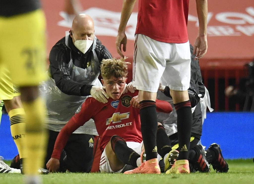 MU gặp họa lớn sau trận hòa Southampton