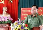 Thiếu tướng Nguyễn Hải Trung được Ban Bí thư chuẩn y giữ chức vụ mới