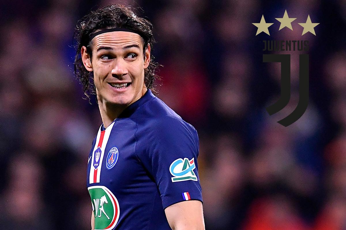 MU mua gấp Milenkovic, Juventus ký Cavani