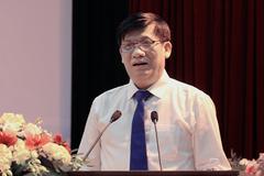 Quyền Bộ trưởng Y tế hứa nâng cao vị thế y tế Việt Nam