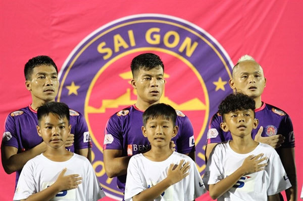 Sai Gon coach recommends four players for coach Park