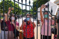 Coronavirus: HK Disneyland to close one month after reopening