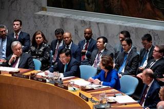 Sáu tháng tại Hội đồng Bảo an: Dấu ấn Việt Nam