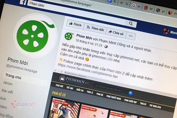 Web phim lậu liệu có biến mất tại Việt Nam?