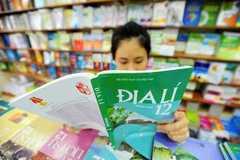 Nhà nước chưa định giá trần đối với sách giáo khoa