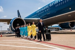 Giảm 30% thuế bảo vệ môi trường với nhiên liệu bay