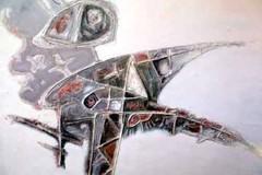 Triển lãm hội họa 'Khúc đồng dao' của họa sĩ Đỗ Minh Tâm