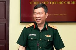 Thiếu tướng Bùi Hải Sơn được giao quyền Trưởng BQL Lăng Chủ tịch Hồ Chí Minh