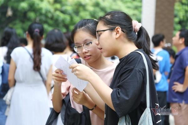 Điểm chuẩn vào lớp 10 các trường ngoài công lập ở Hà Nội