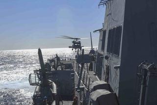 Uy lực chiến hạm Mỹ đang hoạt động gần Trường Sa