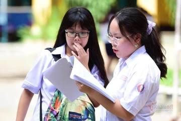 Đáp án chính thức môn Ngữ văn thi lớp 10 của TP.HCM năm 2020