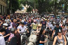 Cấp cứu 115 Hà Nội trực phục vụ kỳ thi vào lớp 10 và THPT Quốc gia