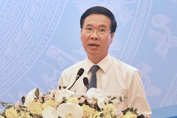 Ông Võ Văn Thưởng: Công tác tuyên giáo có vai trò đi trước, mở đường