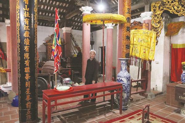 Hanoi,historic relics,alarming antiquerobberies