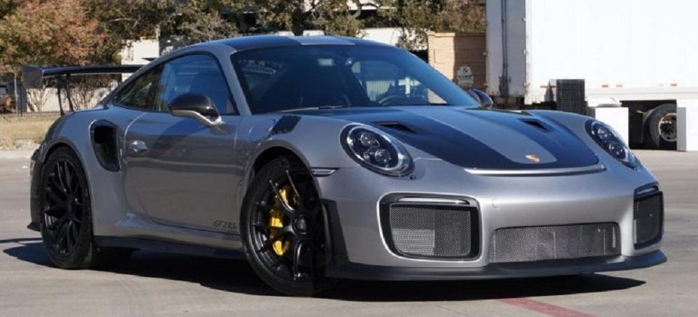 Porsche 911 GT2 RS siêu mạnh nhờ piston sử dụng công nghệ in 3D