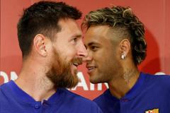 Barca chi đậm ký Neymar để chiều Messi