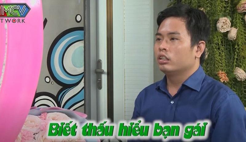 Thầy giáo có gia thế 'khủng' lên truyền hình tìm bạn gái