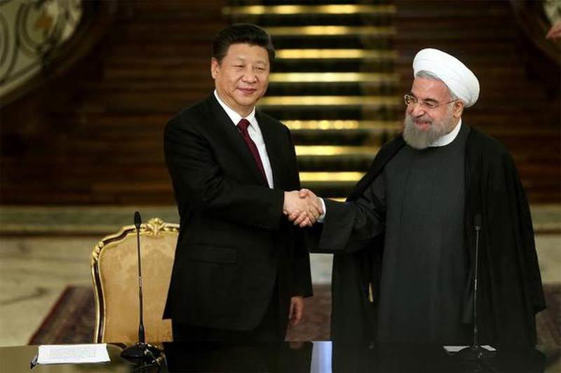 Tham vọng của Trung Quốc khi quyết 'bén rễ' sâu vào Iran