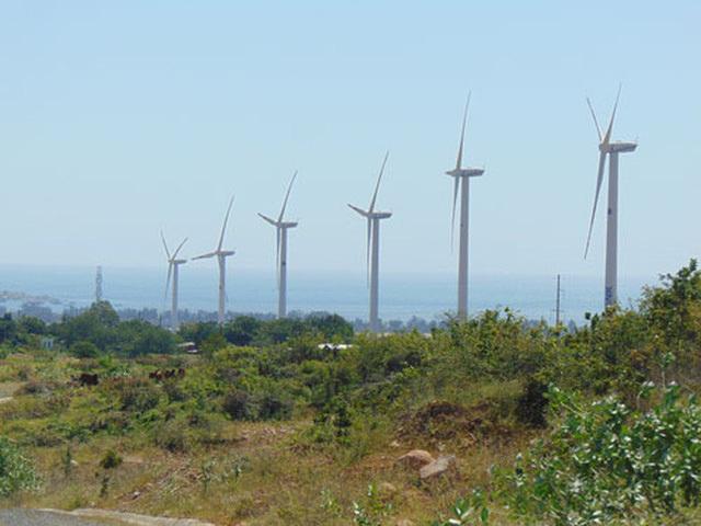 wind power,renewable energy,EVN,IT news,sci-tech news