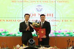 Bộ TT&TT triển khai quyết định về công tác cán bộ