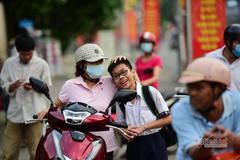 Hôm nay, 82.000 sĩ tử Sài Gòn bước vào trường thi lớp 10