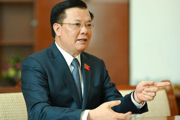 Bộ trưởng Đinh Tiến Dũng: Chính sách tài khóa phải hỗ trợ người dân và thúc đẩy phát triển