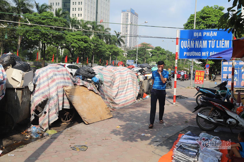 Sự cố bốc mùi nồng nặc ở thủ đô, tràn ngập khắp ngõ phố
