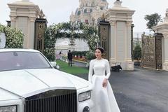Các cô dâu trong đám cưới bạc tỷ, vàng đeo trĩu cổ giờ ra sao?