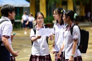 Gợi ý lời giải môn Ngữ văn thi lớp 10 TP.HCM