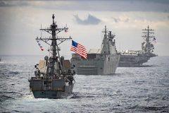 Những điểm đáng chú ý trong chính sách mới về Biển Đông của Mỹ