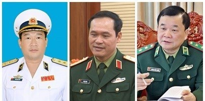 VN Prime Minister appoints new deputy defence ministers