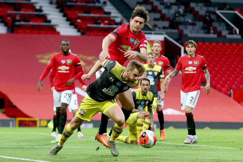 Crystal Palace vs MU: Không được phép sảy chân