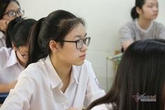 Đề thi chuyên Sinh vào lớp 10 của Hà Nội