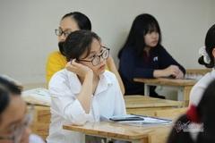 Kỳ thi vào lớp 10 công lập ở Hà Nội