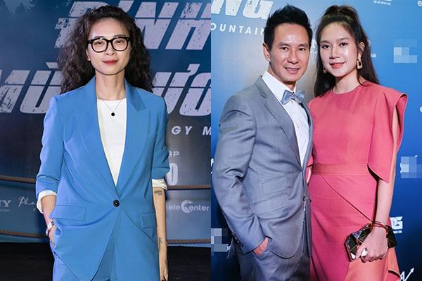 Ngô Thanh Vân, Lý Hải - Minh Hà thanh lịch đi ra mắt phim võ thuật