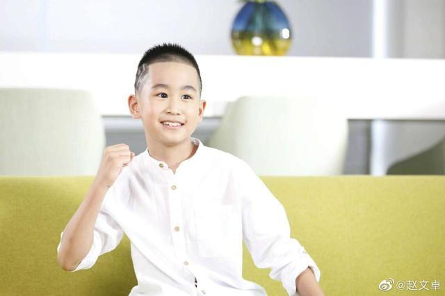 Con trai 9 tuổi của Triệu Văn Trác đẹp trai, yêu võ thuật
