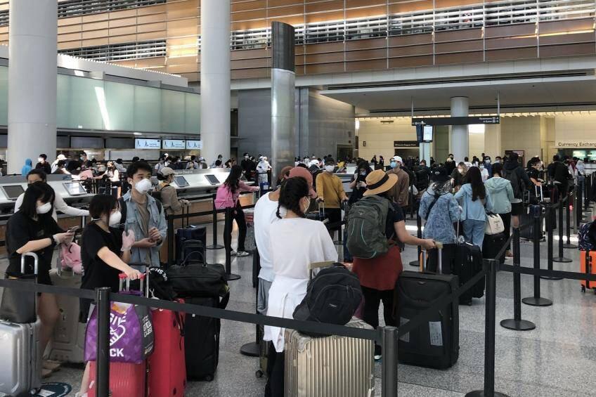 Một người Việt tử vong trên chuyến bay từ Mỹ về nước
