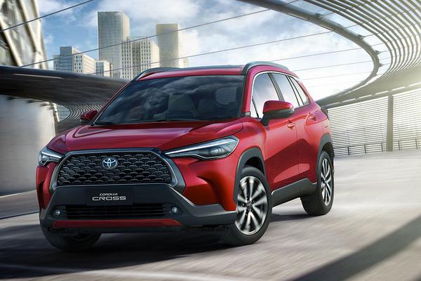 Xe SUV lai liên tiếp ra mắt, sức sống mới cho thị trường ô tô Việt