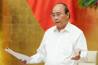 Thủ tướng: Kiên quyết xử lý bộ phận, cá nhân chậm giải ngân vốn đầu tư công