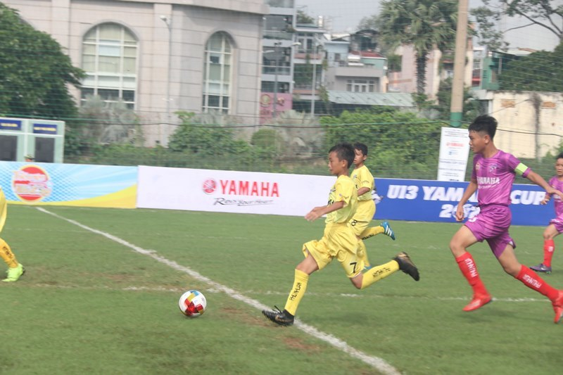 Khai mạc giải Bóng đá Thiếu niên và Nhi đồng toàn quốc 2020