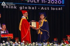 First VN university uses blockchain technology in graduate degrees