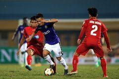 Vòng 10 V-League: Hàng Đẫy nóng rực, Công Phượng 'gánh team'